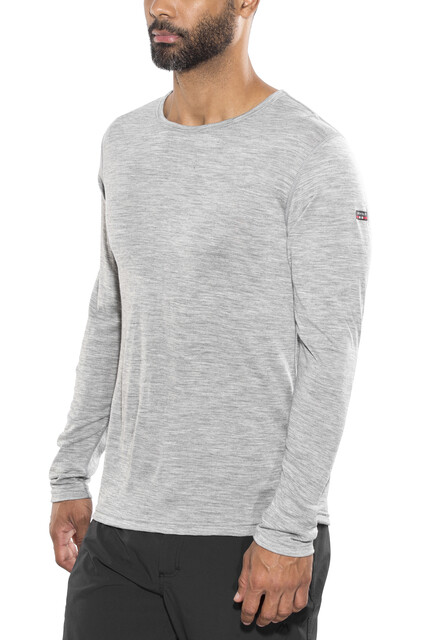 Devold M's Breeze Shirt Grå Melange (2019)